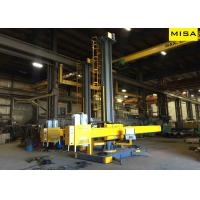 Buy cheap ZH4040 Fixed And Motorized Welding Cloumn And Boom With Mig For Flange Welding from wholesalers