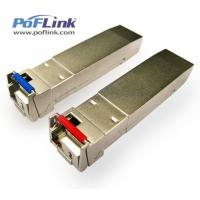 Buy cheap 10G bi-di SFP+ Transceiver from wholesalers