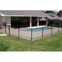 Aluminum pool fence cost quality aluminum pool fence cost for sale - Advantage using tempered glass fencing swimming pool balcony deck ...