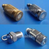 Buy cheap fog misting nozzle from wholesalers
