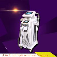 Buy cheap MY-L88 Hot sales 4 in 1 ipl opt shr laser hair removal/tattoo removal machine from wholesalers
