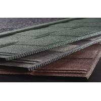 Buy cheap Grid / Shingle Metal Roofing Panels Lightweight Roofing Tiles from wholesalers