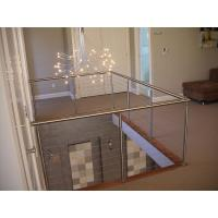 Hot Selling Floor Mount Stainless Balcony Cable Railing for Wire Balustrade