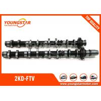 Buy cheap TOYOTA  2KD - FTV Engine Camshaft 13501-30030 13501-0L010 ( IN )  / 13502-30020 13502-0L010  ( EX ) product