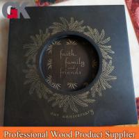 Buy cheap thin handmade wood picture frames from wholesalers