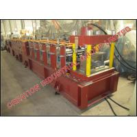 Buy cheap Steel C Shape Purlines Rollforming Machine for Web Sizes of 100mm, 125mm, 150mm, 175mm, 200mm, 250mm from wholesalers