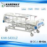 Buy cheap Hospital Care Medline Hospital Bed 4 Cranks With Bedside Cabinet Optional from wholesalers