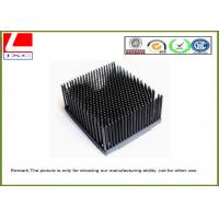 Buy cheap OEM Customized Aluminum Heat Sink / Aluminum Machined Parts for locomotive from wholesalers