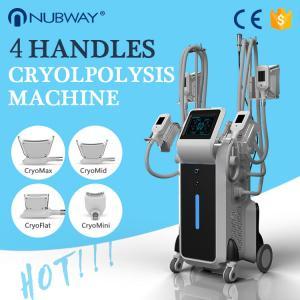 Buy cheap 4D cooling surface user manual cryolipolysis freezefats reviews machine korea product