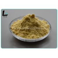 Yellow Crystal Tren Anabolic Steroid Powder Trenbolone Acetate For Bodybuiding