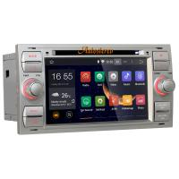 Buy cheap Ford Focus Kuga Car TVS And DVD Players With Radio MMC / SDHC SD Ports from wholesalers