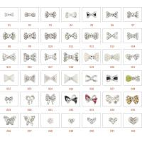China Professional Nail Art Decorations , Faux Pearl / Rhinestone Nail Art Decals / Stickers on sale