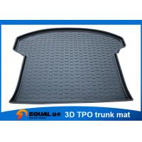Buy cheap Black / Tan Tailored 2011 Mazda CX 7 Cargo Mat Auto Trunk Mats from wholesalers