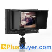 Buy cheap On-Camera 5 Inch DSLR Monitor (HDMI, 1920x1440, 500:1) from wholesalers