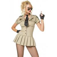 Buy cheap Cop Prisoner Costumes Sexy Sheriff Costume Wholesale from Manufacturer Directly carnival Costumes from wholesalers