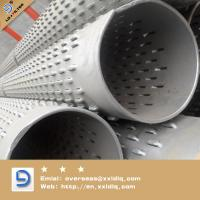 Buy cheap water well bridge screen casing pipe for water wells from wholesalers