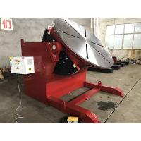 Buy cheap Rotary And Tilting Pipe Welding Positioners, Joint For Column And Boom Manipulator from wholesalers