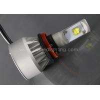 Quality Brightest Led Headlights Bulb H8 Led Bulbs With 12V - 24V Installation for sale