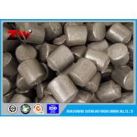 Buy cheap Power station / cement plant use Casting Grinding cylpebs , length 40mm from wholesalers