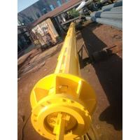 Buy cheap Construction Friction Or Interlocking Type Kelly Bar Drilling Tools , Rotary Piling Rig Parts from wholesalers