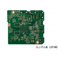 Buy cheap 4 Layers 1.0mm Bluetooth Communication PCB Power Board 1 Oz / 35 µM Copper Thick product