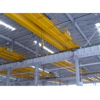 Buy cheap Double girder overhead travelling crane from wholesalers