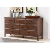 Buy cheap Classic Style Locking Living Room Storage Cabinet Wooden Frame High Standard from wholesalers