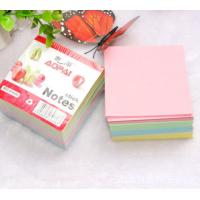 Buy cheap Sticky notes pad self adhesive memo pads stick notes paper notes from wholesalers