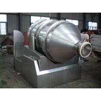 Buy cheap Fully Mixed Two Dimensions Chemical Powder Mixing Machine For Granule Materials from wholesalers