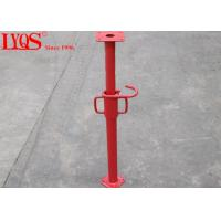 Buy cheap Fast Erecting Building Support Props / Q235 Steel Acrow Props For Concrete Slabs from wholesalers