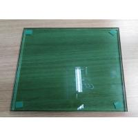 Buy cheap Green Laminated Float Glass , One Way Reflective Glass Easy Maintenance from wholesalers