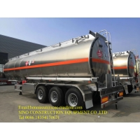Buy cheap Low Price New Fuel Tanker Heavy Duty Semi Trailers Oil Tanker Semi Trailer from wholesalers