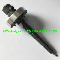 Buy cheap Genuine Nissan Zd30 Engine Fuel Injector 16600vz20A 0445110315 product