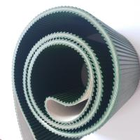 Buy cheap Homemade Cheap Used 2ply Saw Tooth PVC Conveyor Belt       PVC conveyor belt for sale  PVC Green belt from wholesalers