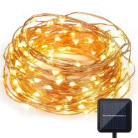 Buy cheap RGB 10m 100 LED Copper Wire, LED String Fairy Lights Lamp for Decoration product