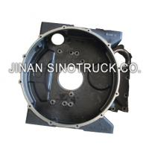 Buy cheap Sinotruk Howo FAW Dongfeng Futon Truck Parts Flywheel Housing product