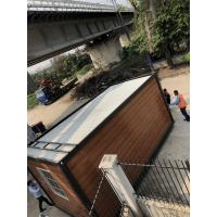 Buy cheap Water Proof Sandwich Panel Container House / Cargo Container Homes from wholesalers