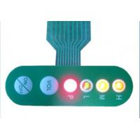Buy cheap Waterproof LED Backlit Membrane Switch Control Panel For Industrial Devices from wholesalers