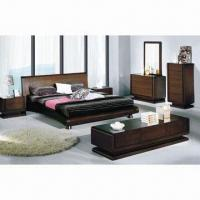 Quality Oak Wood Veneer Home Bedroom Furniture Attractive Designs Are