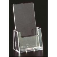 Buy cheap Polishing Acrylic Stationery Holder ,Clear Plastic Document Holders product