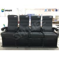 Buy cheap 2DOF 4D Cinema Equipment For Update 3D Theater 50-150 Seats To Attract More People product