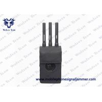Buy cheap Black GPS Signal Jammer 360 Degree Jamming With Operating Zone Up To 15m product