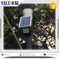 China 500C Waterproof  LED Solar Flood Light Solar Powered Motion Sensor Flood Light on sale