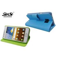 Buy cheap Samsung Galaxy S2 Cell Phone Protective Covers i9100 Stand Leather Case from wholesalers