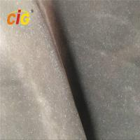 Buy cheap Furniture Upholstery Fabric Flocking Sofa Fabric 100% Polyester from wholesalers