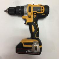 Buy cheap 26V 2000mAh Cordless Hammer Drill Driver DIY Low Speed For Home Blue Color from wholesalers