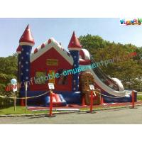 Buy cheap Popular Inflatable Bouncer Combo Slide , Combo Units With Affordable Price from wholesalers