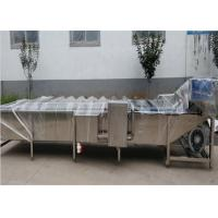 Buy cheap Bar - Type Vegetable Washing Machine , Canned Sweet Corn Processing Machine from wholesalers