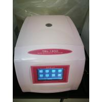 Buy cheap Benchtop Medical Lab Centrifuge from wholesalers