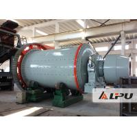 Buy cheap Good Wear - Resistance Mining Ball Mill Grinder Machine in Mineral Processing from wholesalers
